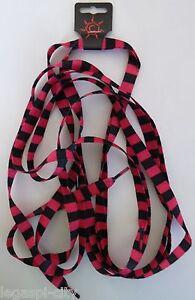 rose oversize gothique lacets 1 de noir 1cm lacets 172x1 punk paire aq00nOBRw