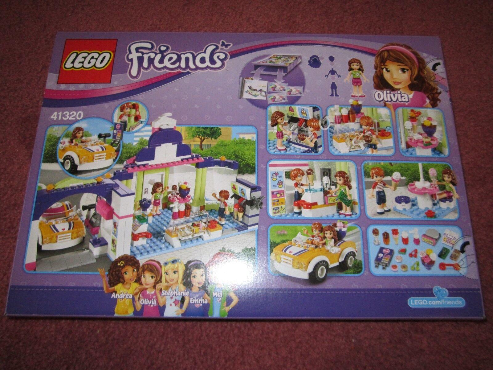 LEGO Friends Heartlake Frozen Yogurt Shop Shop Shop 2017 (41320) - NEW BOXED SEALED bafdf2