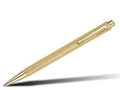 Caran d/'Ache Kugelschreiber 849 silber NEU/&OVP 0849.005