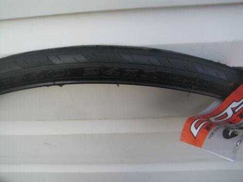 Wheelchair Tyre black Road Tread 25-540 Coyote M-Traxx 24 x 1 Bike Cycle