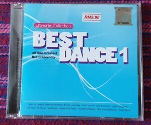 Various-Artist-Best-Dance-1-VMP-Malaysia-Press-Cd