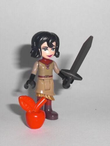 LEGO Disney Princess Cassandra Figur Minifig Prinzessin Rapunzel 41157
