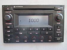 AUSTAUSCH DELTA 6 Doppel Din VW CD Spieler Radio 3B7057195A VW Passat 3BG Golf 4