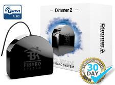 Fibaro Dimmer 2 FGD-212 Z-Wave Plus Ver 3.4