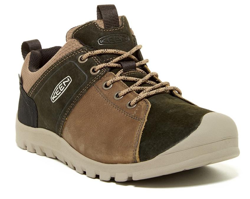 NEW Citizen Keen Low Waterproof Mens Hiking Trail shoes Sneakers Sz 9 M  120