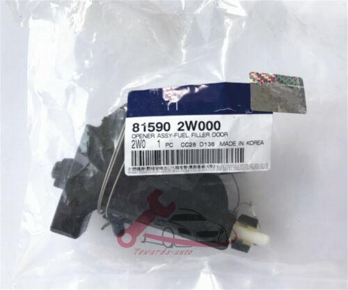 81590-2W000 New Fuel Gas Filler Door Release Handle Opener Actuator For Hyundai