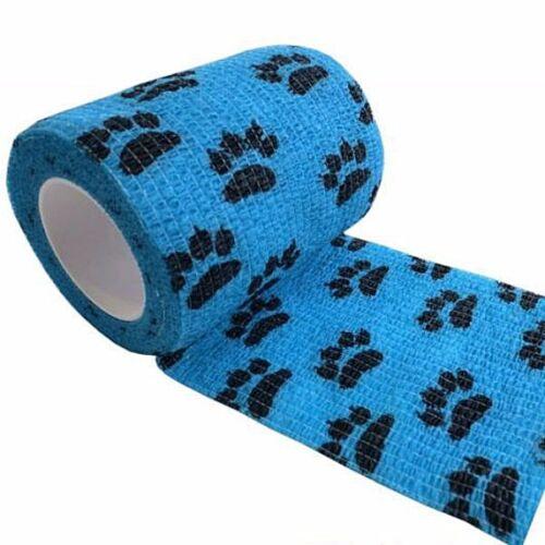 12 haftbandage bleu clair 5 cm/7,5 cm Easy Flex Bandage même renforcé Association
