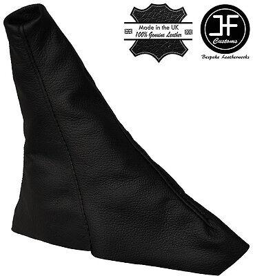 Couture Noir CITROEN JUMPY I Soufflet Levier De Vitesse 100/% Cuir 1994-2006