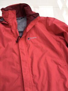 Berghaus-Femme-Aqua-FOIL-Veste-dans-une-rose-rouge-taille-est-un-UK-18-ref-25