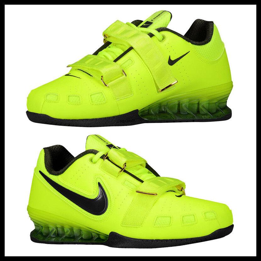 Nike Nike Nike romaleos 2 ii olympischen krafttraining powerlifting schuhe volt e95c14