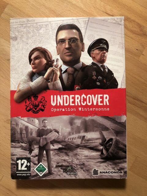 Undercover: Operation Wintersonne (PC, 2006, DVD-Box)