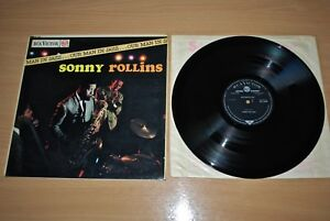 SONNY-ROLLINS-Our-Man-In-Jazz-UK-LP-SUPERB-AUDIO-1963-RCA-VICTOR-FIRST-SF-7546