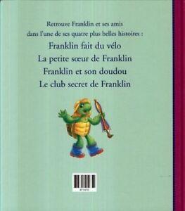 Livre-d-039-occasion-enfant-Les-Plus-Belles-Histoires-De-Franklin-Tome-2