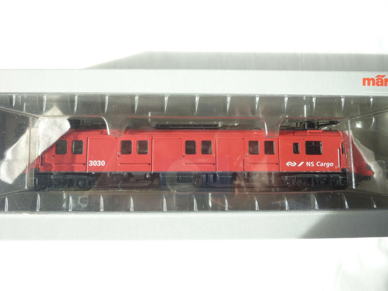 Märklin 37892 mP 3000 NS Cargo  | Wirtschaftlich und praktisch