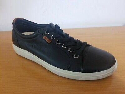 Ecco Soft 7 Sneaker Black Women's