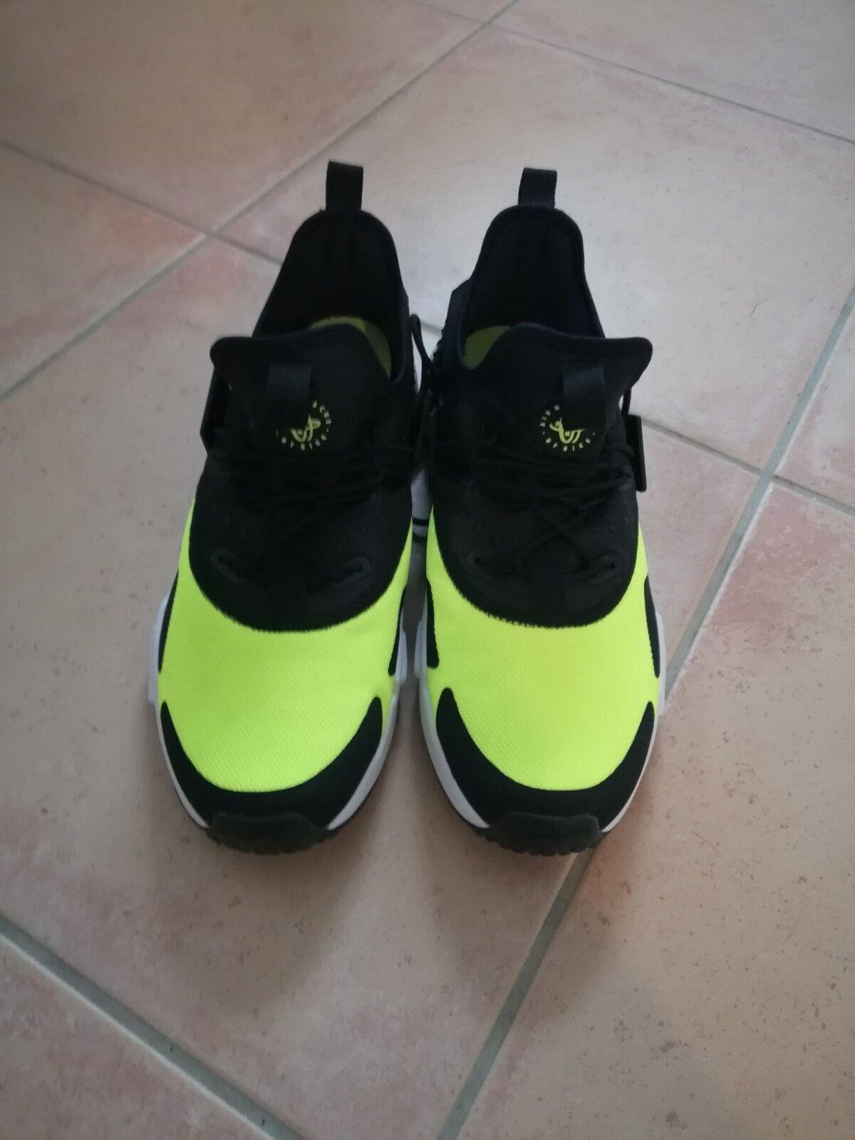 new arrival 73dd7 600ea Nike air huarache drift drift drift schwarz volt, Gr. 44, NEU Helle farben  b93187
