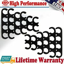 2 Spark Plug Wire Separators 7mm 8mm 9mm Looms 9728 9723 For Sbc Bbc 302 350 454