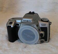 Stylish Minolta Dynax 505si Super entry 35mm Film SLR