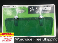 Clip On Green Sunvisor Vintage Model Fits Volkswagen Vw Bus T2 Camping Free Ship