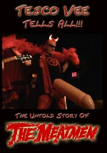 034-Tesco-Vee-Tells-All-The-Untold-Story-of-The-Meatmen-034-DVD-Punk-Rock