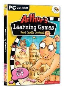 neu-amp-versiegelt-arthurs-lernen-spiele-sandburg-contest-pc-cd-rom-lern