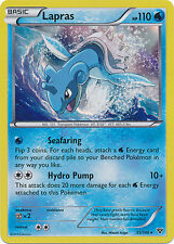 Pokemon XY Lapras 35/146 Holo Rare Card