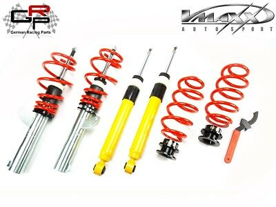 AUDI A3 8P REAR Coilover Adjustable Suspension kit