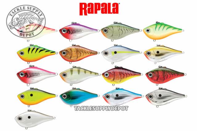 4332 Rapala Rippin Rap Vibration Versenkung Köder RPR05//FT