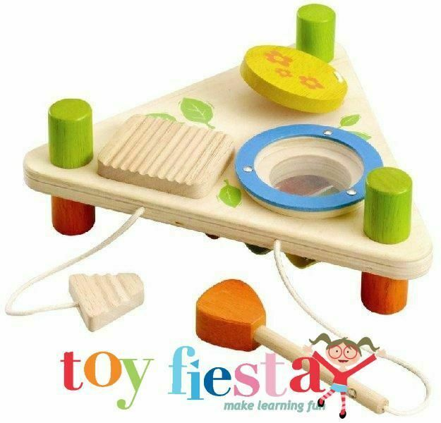 Genuine Flip Over Triangle Musical Set - Fast Shipping