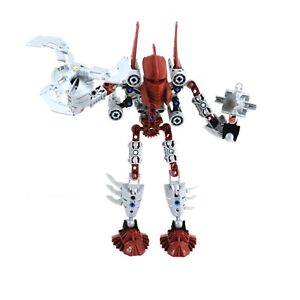 LEGO-Bionicle-Mistika-Toa-Tahu-Set-8689-Complete-No-Instructions-No-box