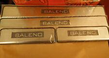 Premium Quality LED Sill Scuff Plates Footsteps for New Maruti Suzuki Baleno
