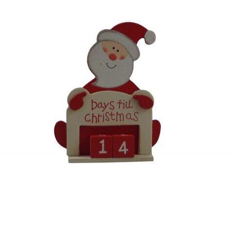 Heaven Sends Christmas Countdown Calendar - Father Christmas Calendar