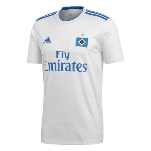 Adidas fútbol Hamburger SV hogar camiseta 2018 2019 Home camiseta caballero