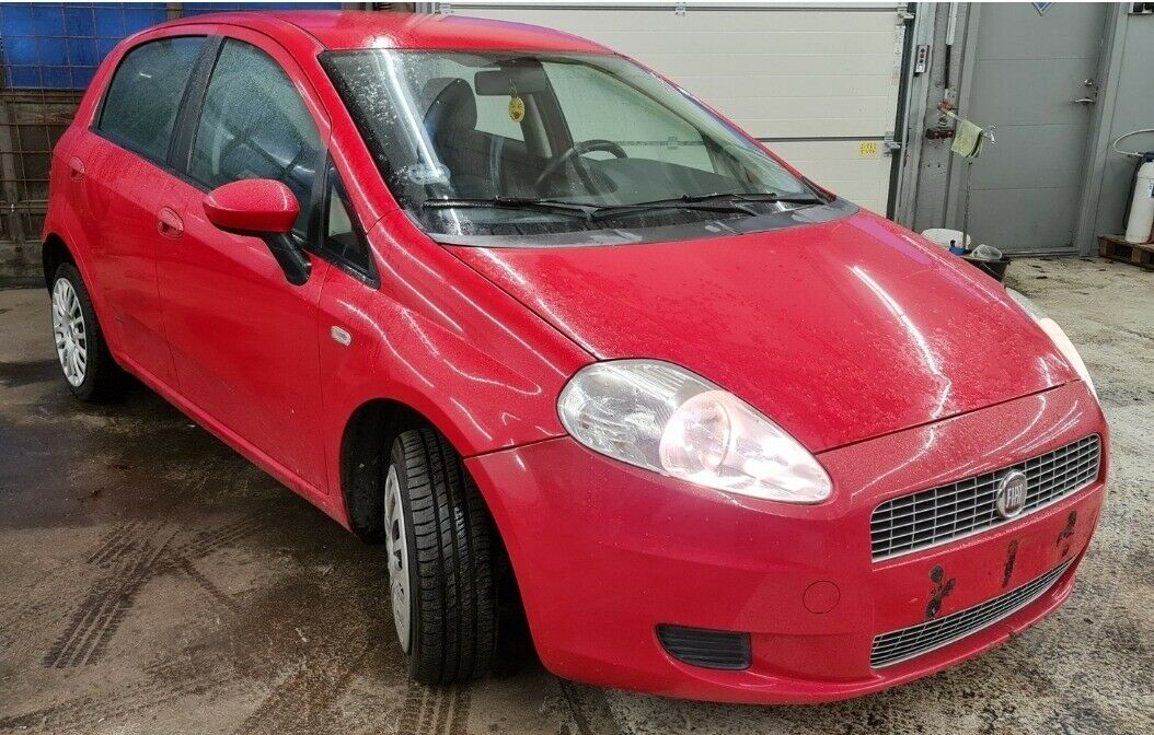 Fiat Grande Punto 1,4 Racing 5d
