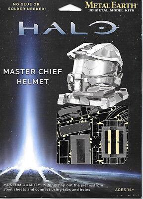 Halo Spiel Master Chief Helm Metall Earth 3d Laserschnitt Stahl Modell Bausatz # Um Der Bequemlichkeit Des Volkes Zu Entsprechen Film, Tv & Videospiele Spielzeug