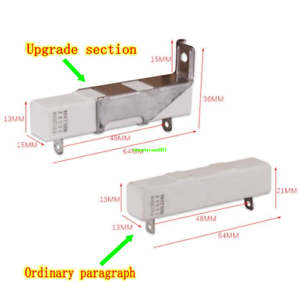 20W 150ohm 150Ω Ceramic resistor High Power Cement Resistance