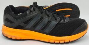 Adidas-Duramo-6-Running-Baskets-D66271-Noir-Orange-UK12-US12-5-EU47