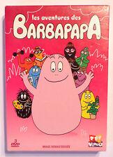 DVD DESSIN ANIME / LES AVENTURES DES BARBAPAPA COFFRET 3 DVD