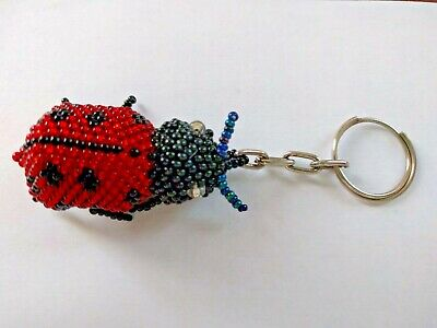 BUTTERFLY LADYBUG BFF BEST FRIENDS FOREVER KEY CHAIN PURSE CLIP BACKPACK CLIP