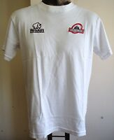 Edinburgh Rugby White Classic Tee Shirt By Rhino Size 9-10 Years Brand