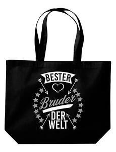 Beutel-bester-Bruder-der-Welt-Tasche-Shopper