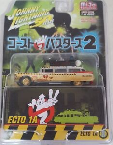Johnny-Lightning-1-64-Ghostbusters-1959-Cadillac-Eldorado-ECTO-1A-Dirty-JLCP7204