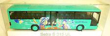 Setra S 315 UL BUS RIETZE Werbebus H0 1/87 OVP    Å