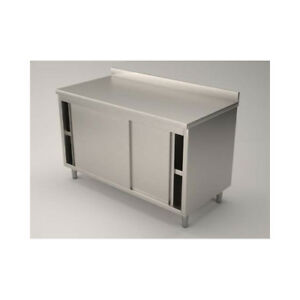 Mesa-de-150x80x85-de-acero-inoxidable-304-armadiato-planteadas-restaurante-pizze