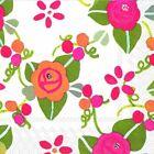 IHR Floral 3 Ply Paper Napkins 20 Pieces