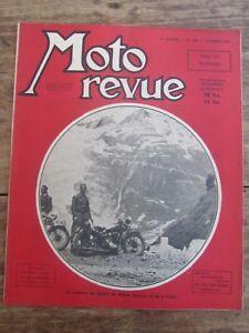 Ancienne Revue Moto Revue N° 889 Mars 1947 Essai Du Velosolex Solex V7q4huuw-07212537-236753952