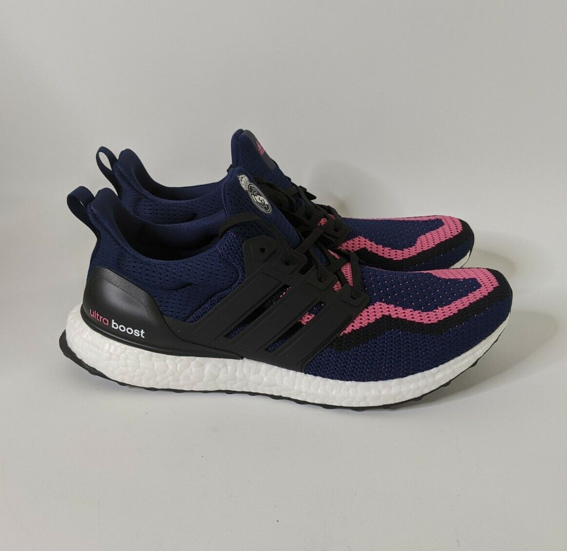Size 12 - adidas UltraBoost DNA x Real Madrid Football Pack 2020
