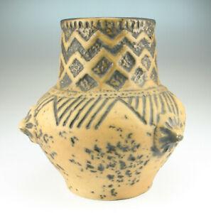 60er-Jahre-Jasba-Keramik-Vase-155-16-Nimrod-Antikstil-mid-century-wgp-ceramic
