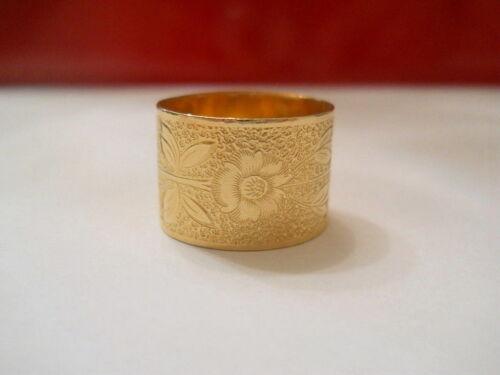 14K Gold Filled Astoria Flower Women Ring Item #R5027