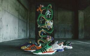 Dragon-Ball-Z-X-Adidas-Complete-set-size-43-EU-sneakers-DBZ-US-9-5-UK-9